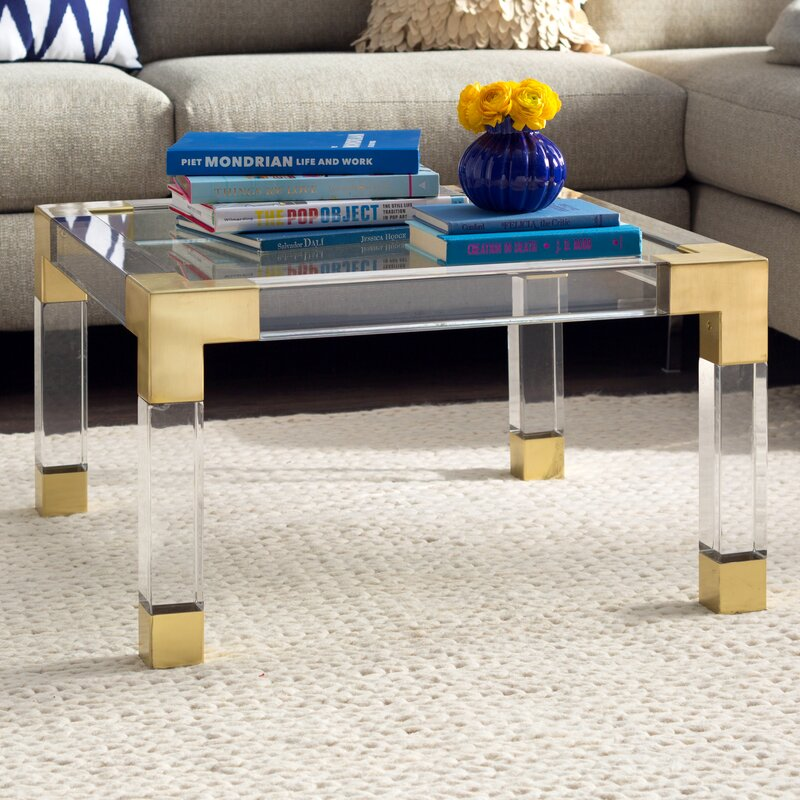 Jacques Coffee Table & Reviews