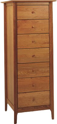 Sarah 7 Drawer Lingerie Chest by Copeland Furniture