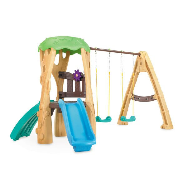 Tree House Swing Set by Little Tikes