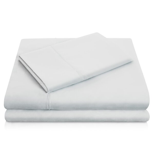 Brushed Bed Sheet Set by Alwyn Home