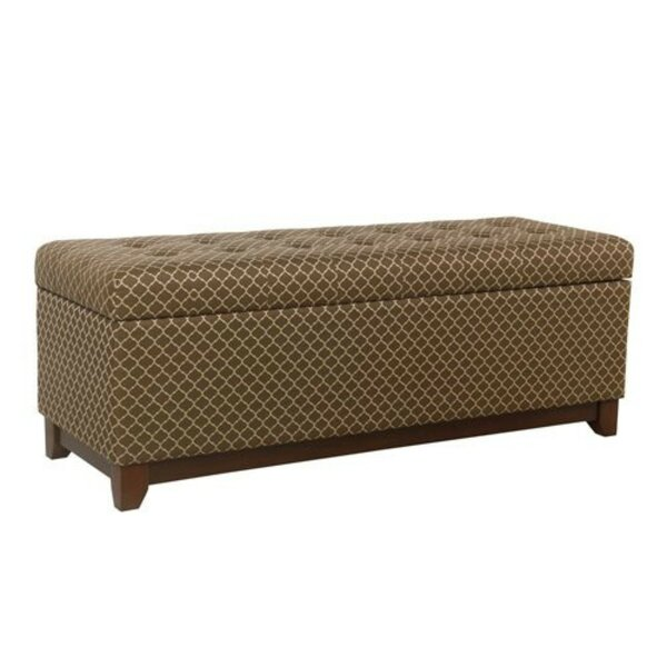 Dickens Upholstered Storage Bench by Rosdorf Park