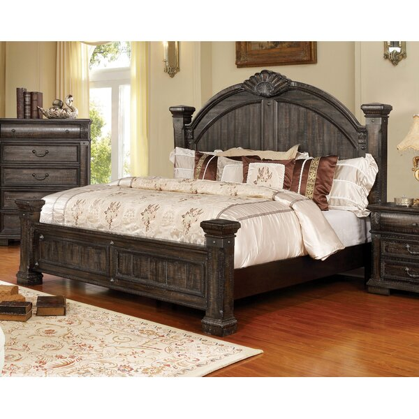 Mable Standard Panel Bed by Canora Grey