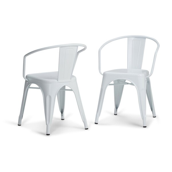 Surface Dining Chair (Set of 2) by Williston Forge