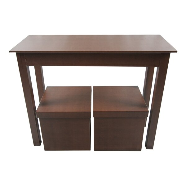 3 Piece Console Table Set by Upscale Designs by EMA