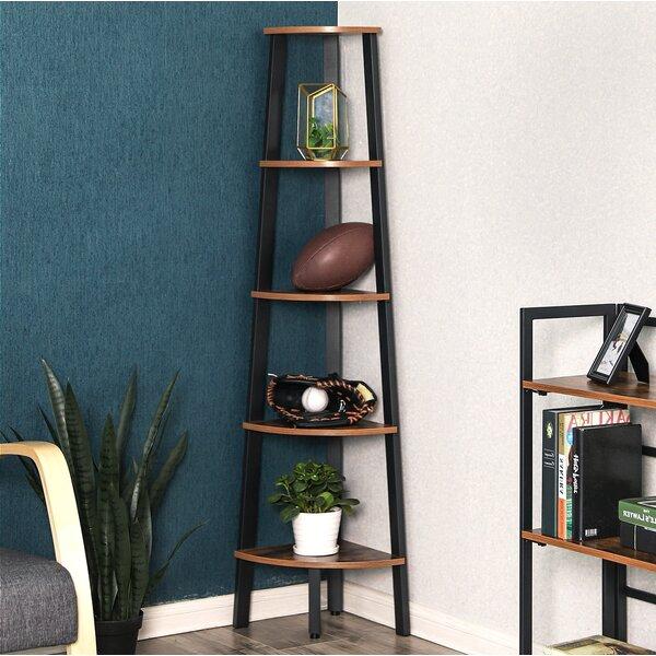 Josh Corner Bookcase by Williston Forge