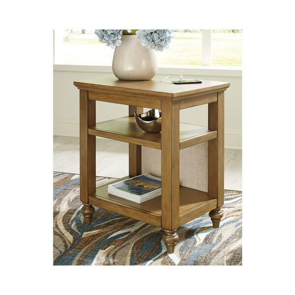 Swindle End Table by Alcott Hill Alcott Hill