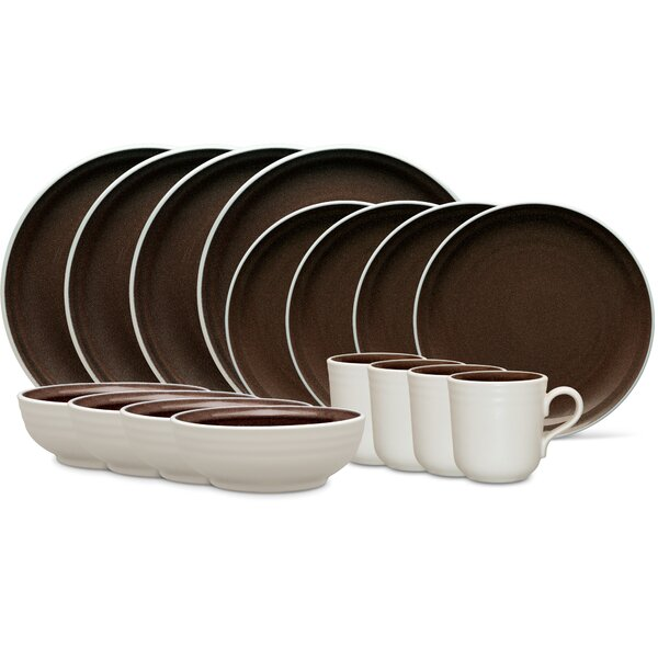 Colorvara 16 Piece Dinnerware Set, Service for 4 by Noritake