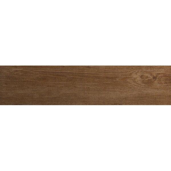 Sonoma Pine 6 x 24 Ceramic Wood Tile in Tan by MSI