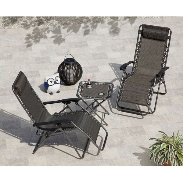 Gravity Chaise Lounge by SunTime Outdoor Living