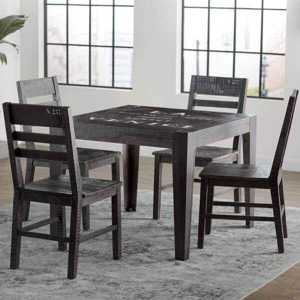 Sandie 5 Piece Dining Set by 17 Stories