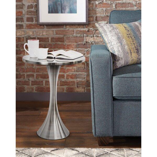 Nixa End Table By Ivy Bronx