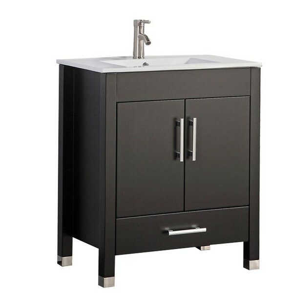 Predmore Modern 36 Single Bathroom Vanity Set by Orren Ellis