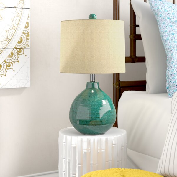 Magdalena 21.5 Table Lamp by Bungalow Rose