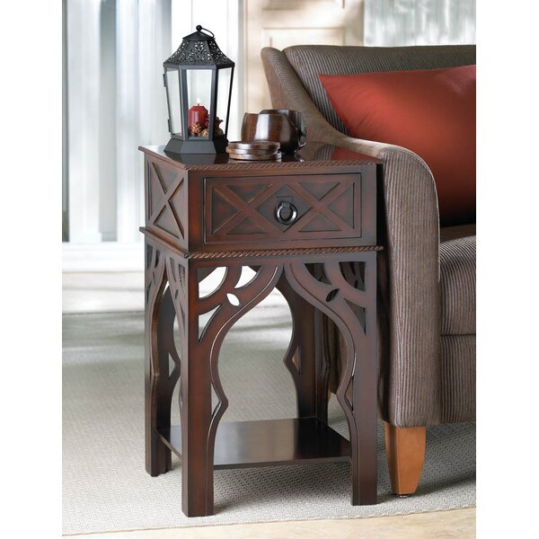Catchings End Table by World Menagerie