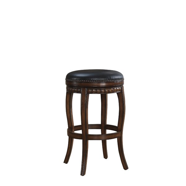 Beggs 26 Swivel Bar Stool by Darby Home Co