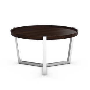 Cirque Condo Coffee Table with Tray Top