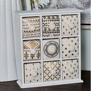 Reviews Jewelry Box By Bungalow Rose
