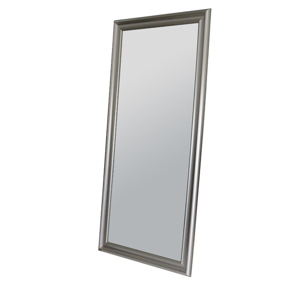 Modern Burnished Full Length Mirror by Latitude Run