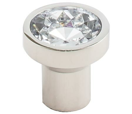 Barrington Wentworth Crystal Knob by Top Knobs