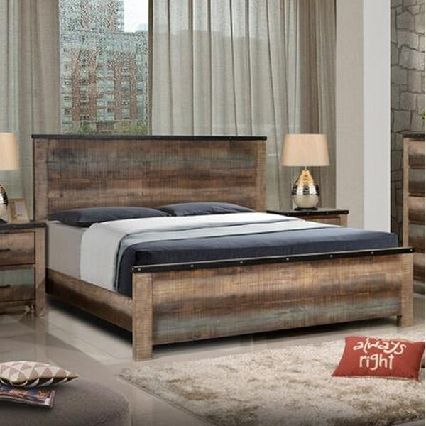 Zager Standard Bed by Millwood Pines