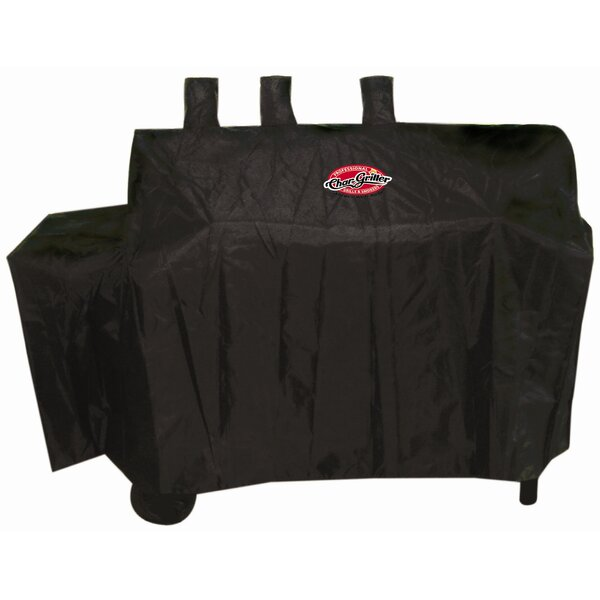 Duo Combo Grill Cover - Fits up to 50 by Char-Griller