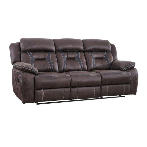 Bucholz Reclining Sofa By Red Barrel Studio