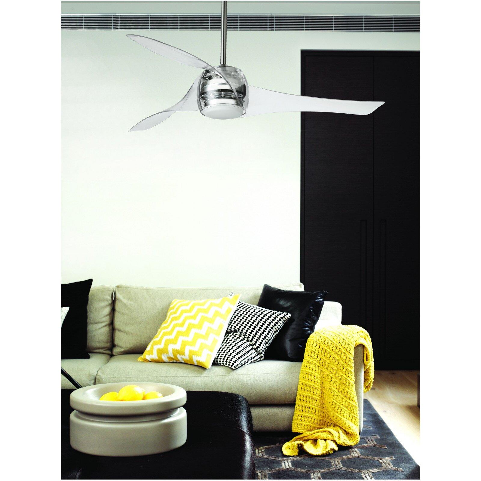 minka aire deckenventilator artemis mit fernbedienung. Black Bedroom Furniture Sets. Home Design Ideas