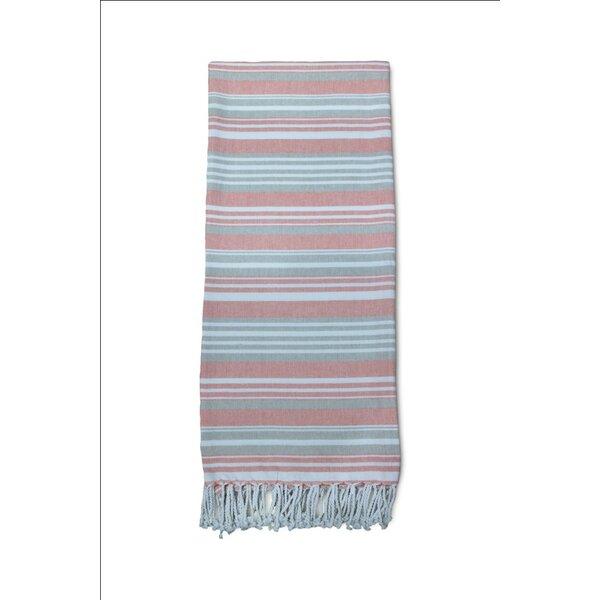Turkish Cotton Blend Bath Towel by Highland Dunes