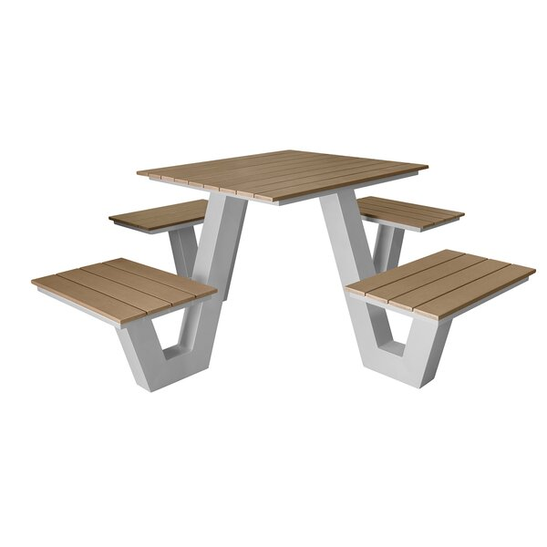 Vienna Picnic Table by Source Contract