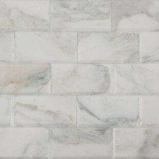 Calacatta Marble Tile | Wayfair