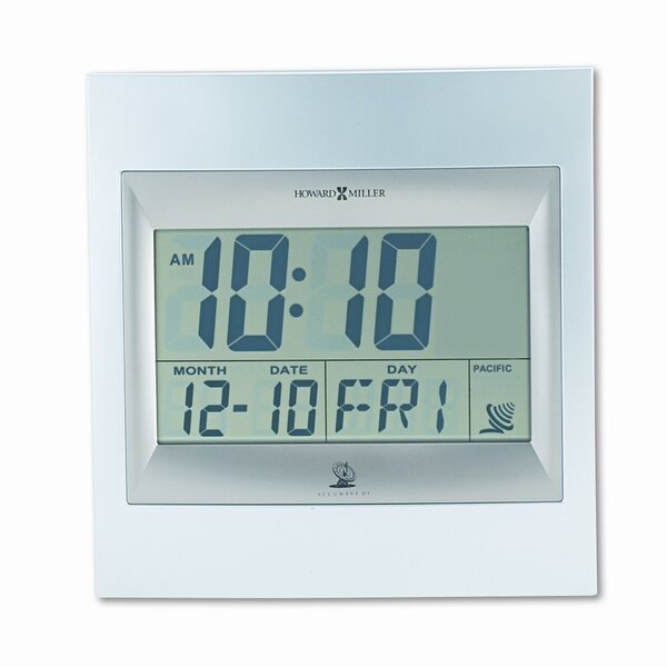 Table Clock by Howard Miller®
