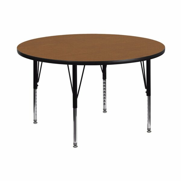 Thermal Fused Laminate Top 48 Round Activity Table by Offex