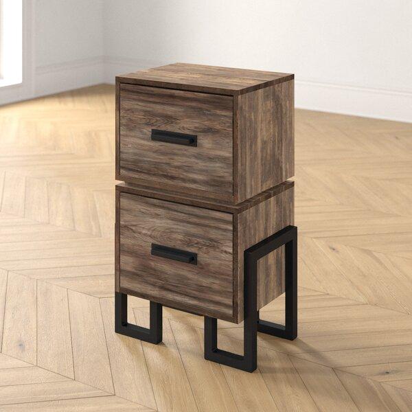 Avo 2-Drawer Vertical Filing Cabinet