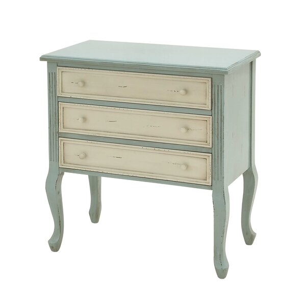 Mckinley 3 Drawer Accent Chest by Ophelia & Co. Ophelia & Co.