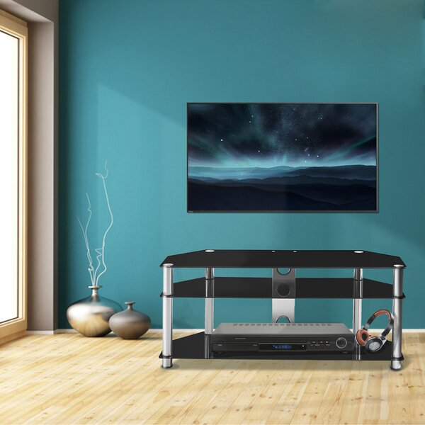 Review Gosellini TV Stand For TVs Up To 55