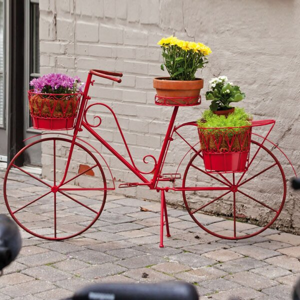 Bicycle Plant Stand by Cape Craftsmen