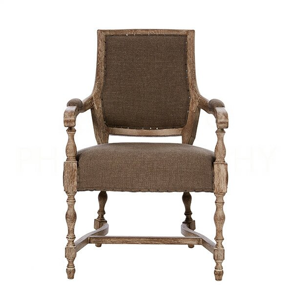 Brent Upholstered Dining Chair by Aidan Gray