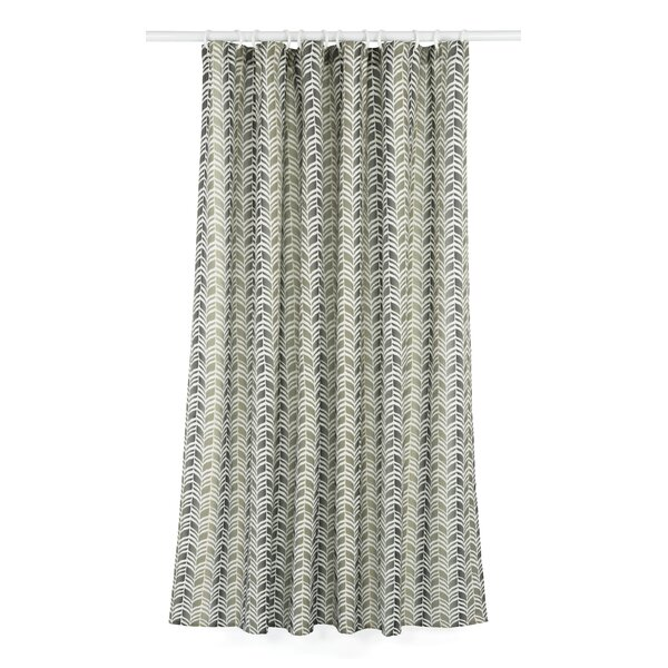 Metro Shower Curtain Set by LJ Home