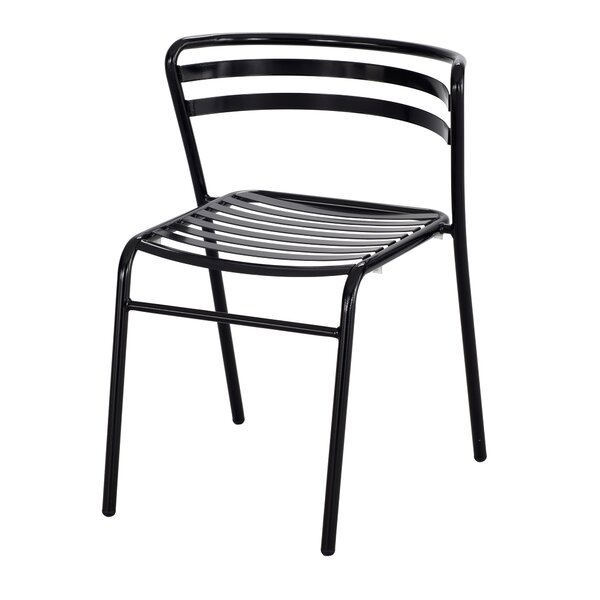 Cogo™ Stacking Patio Dining Chair (Set of 2) by Safco Products Company