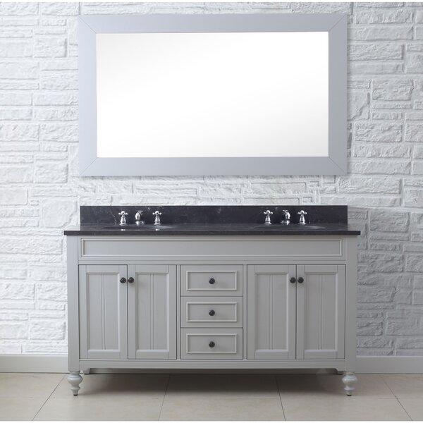 Shildon 60 Double Bathroom Vanity Set by Charlton Home