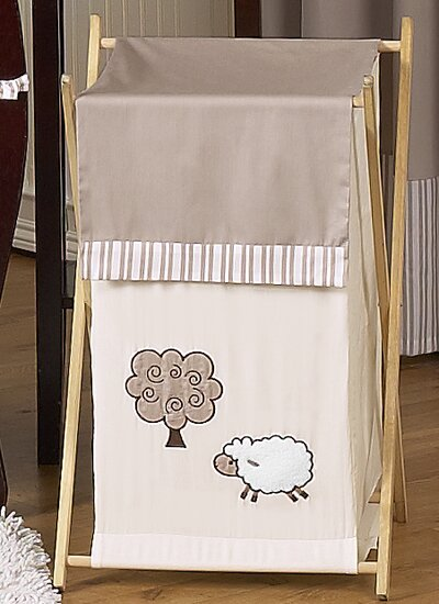 Little Lamb Laundry Hamper by Sweet Jojo Designs