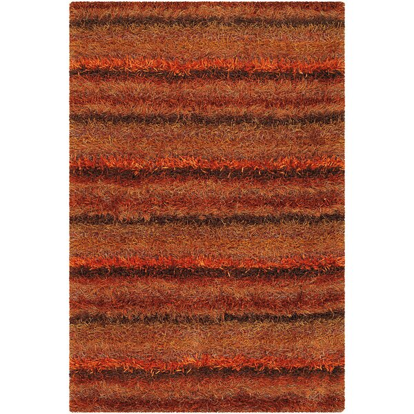 Dorothy Red Area Rug by Corrigan Studio