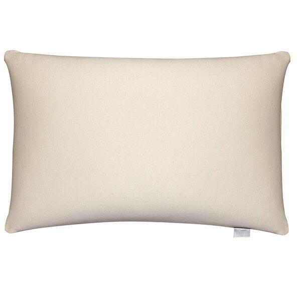 Travel Bed Buckwheat Hulls Standard Pillow by Alwyn Home