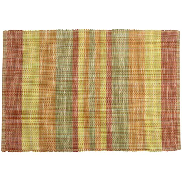 Reza Striped Woven Placemat (Set of 4) by Loon Peak