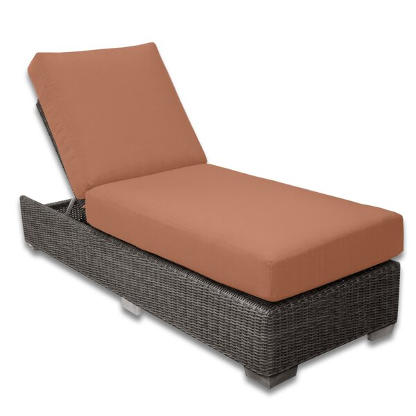 Palisades Chaise Lounge by Patio Heaven