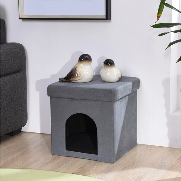 Brent Pet Ottoman by Zipcode Design