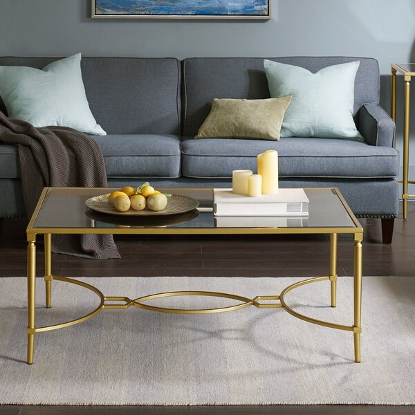 Turner Coffee Table by Madison Park Signature