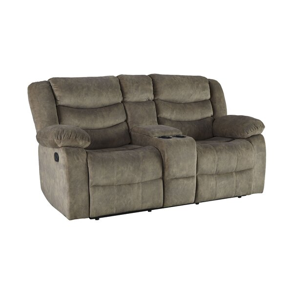 #2 Eila Reclining Loveseat By Red Barrel Studio Bargain