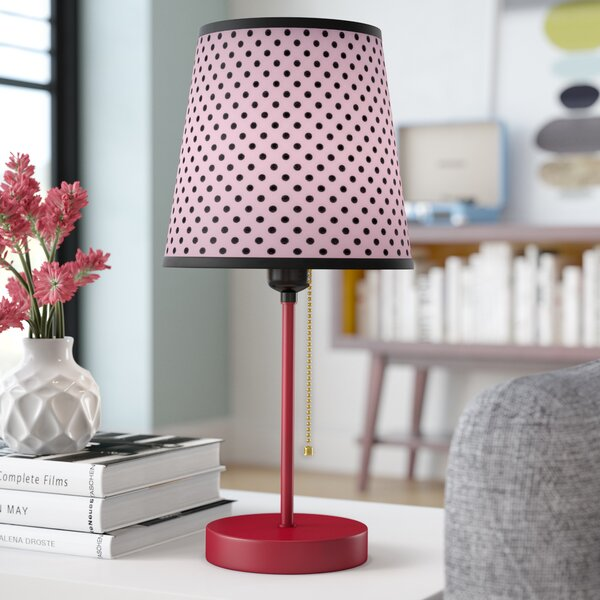 Baylee Polka Dot 15 Table Lamp by Zipcode Design