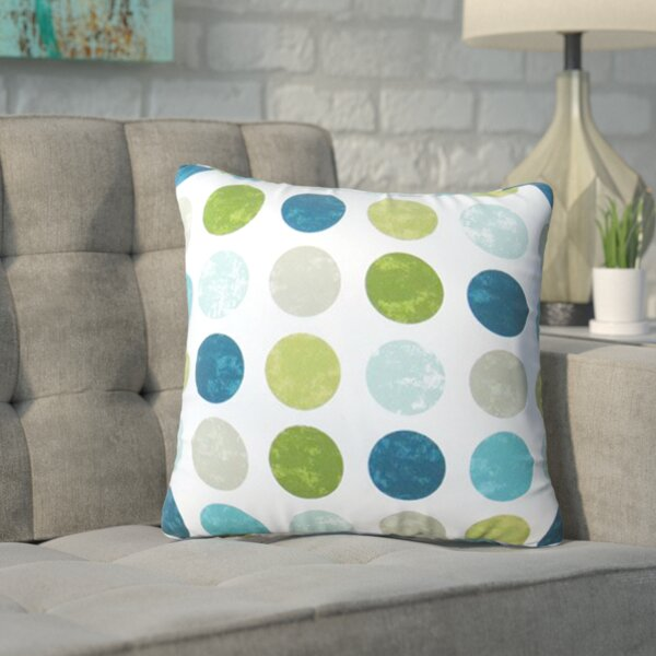 Boardman Outdoor Throw Pillow (Set of 2) by Mercury Row